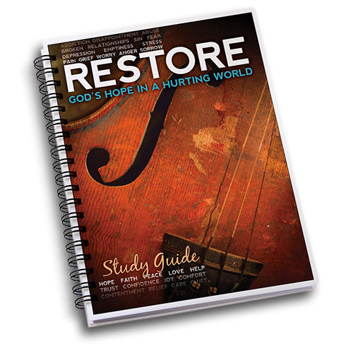 RESTORE: God's Hope in a Hurting World